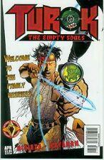 Turok: Empty Souls # 1 (one-shot, 52 pages) (Valiant USA, 1997)