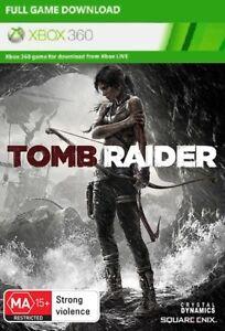 Tomb-Raider-Instant-Download-No-Disc-NEW-Xbox-360