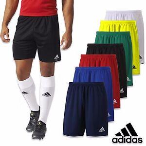 Adidas-Parma-16-ClimaLite-Boys-Sports-Football-Gym-Shorts-Youth-Size-XS-S-M-L-XL