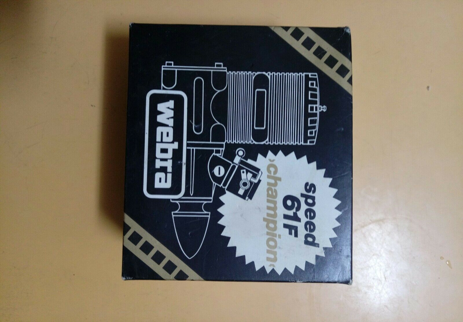 Webra Speed 61F Motor Nitro