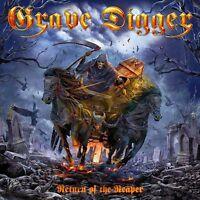 Grave Digger - Return Of The Reaper Cd