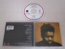 TRACY CHAPMAN/TRACY CHAPMAN (ELEKTRA 7559-60774-2) CD ALBUM