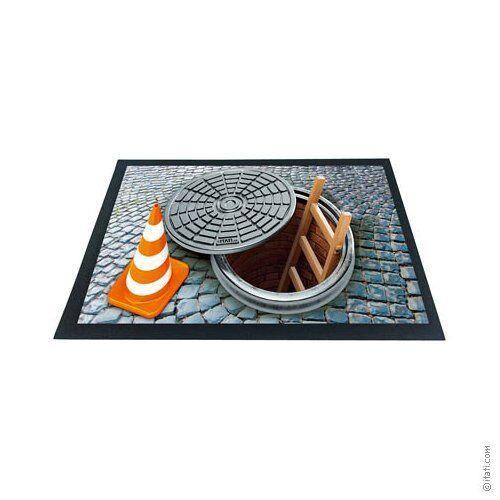Itati 3D Effect Novelty Door Mats