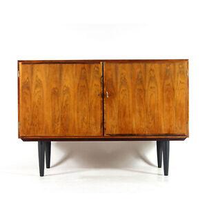 Retro-Vintage-Danish-Rosewood-Sideboard-TV-Cabinet-60s-70s-Mid-Century-Modern