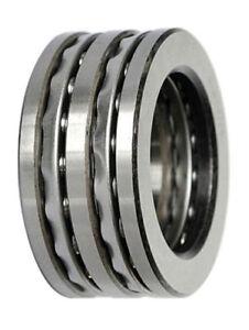 2 Thrust Bearing 6mm x 12mm x 4.5 Vertical//Axial VXB