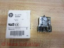 Allen Bradley 800M-XD1 800MXD1 Contact Block Series B