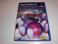 PlayStation 2   PS2   AMF Xtreme Bowling 2006