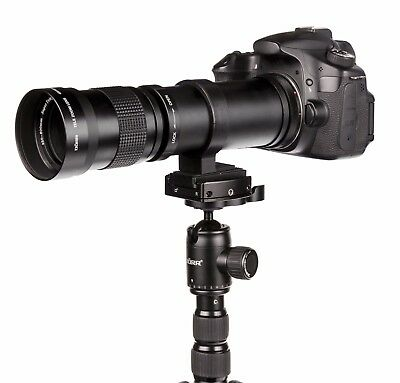 nbsp;EOS 7D 450D EOS 550D II 800 mm Canon 420 EOS Teleobjektiv EOS mark 500D EOS für qvfw0ZA