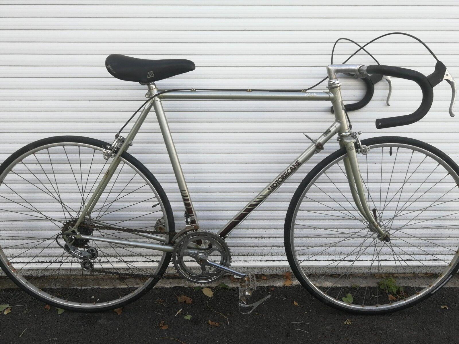 Vélo course vintage Motobecane,vintage race bike