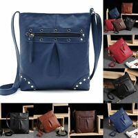 New Women Handbag Shoulder Bags Tote Purse Leather Messenger Hobo Bag Cross Body
