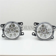 6000K CCC Fog Lamps LED Light For Peugeot 207 307 407 607 3008 1 SET Van 2000-13