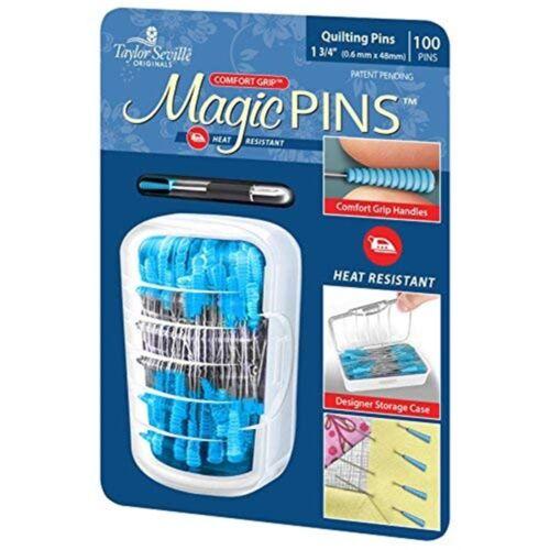 Taylor Seville Magic Pins-100//pkg