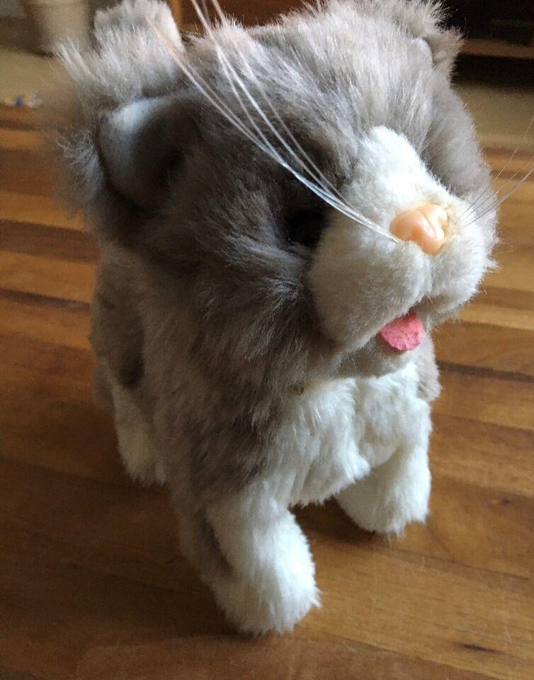 Andet legetøj, Interaktiv kat, BR