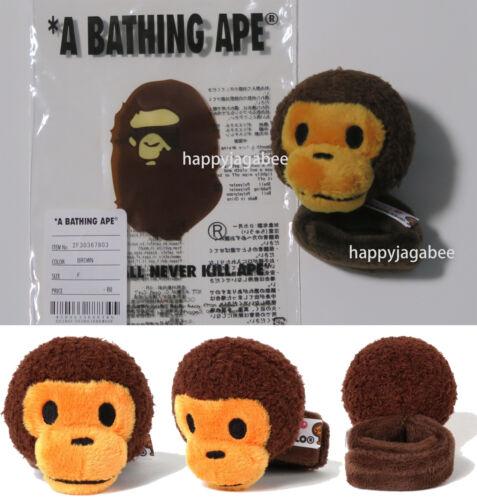 A BATHING APE BAPE KIDS Goods BABY MILO RATTLE Best Gift Baby Japan New