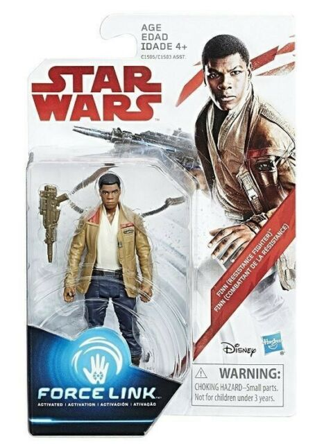 Only in Star Wars Story Force Link Finn Action Figure Hasbro