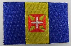 Madeira-Aufnaeher-gestickt-Flagge-Fahne-Patch-Aufbuegler-6-5cm-neu