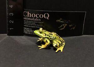 Kaiyodo-Animatales-Choco-Q-Series-7-Daruma-Pond-Frog-Figure
