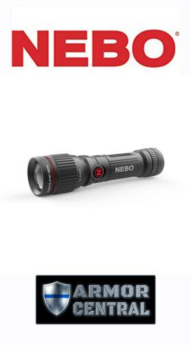 Nouveau Nebo Redline Flex Rechargeable 450 LM DEL 6x Zoom Lampe de poche 6700