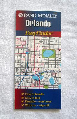 CLEVELAND OHIO Street Map  Rand McNally  2007  LAMINATED  NEW