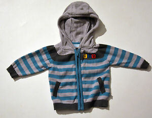 Kleidung, Schuhe & Accessoires Jungen Tolle Baby Jacke Von Obaibi Größe 60