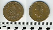 Mexico 5 Centavos, 1954, Head left