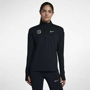 Negro Half Nike 933690 L Chicago 191885988689 zip Element Marathon 2018 Running Sz 010 wwWFIPrqAf
