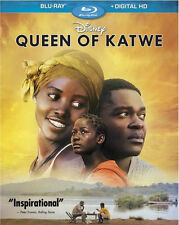 PRE  ORDER: QUEEN OF KATWE - BLU RAY - Region A - Sealed