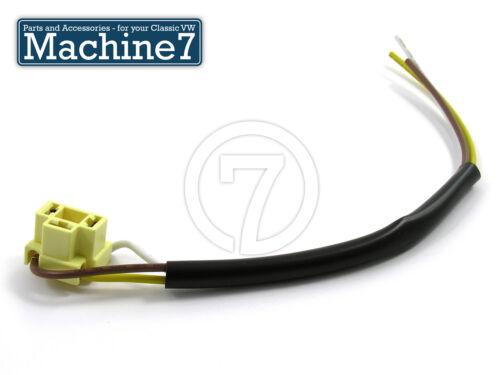 Clásico Escarabajo Vw Bus Camper Cableado Kit De Reparación Para Faro H4 3pin Todos Los Modelos