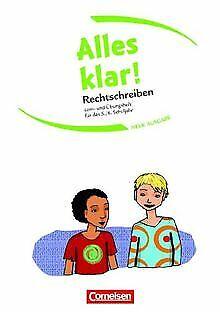 Alles klar! - Deutsch - Sekundarstufe I - Neue Ausgabe: ... | Buch | Zustand gut