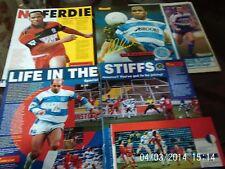 queens park rangers football pictures x5 ferdinand francis wilkins QPR