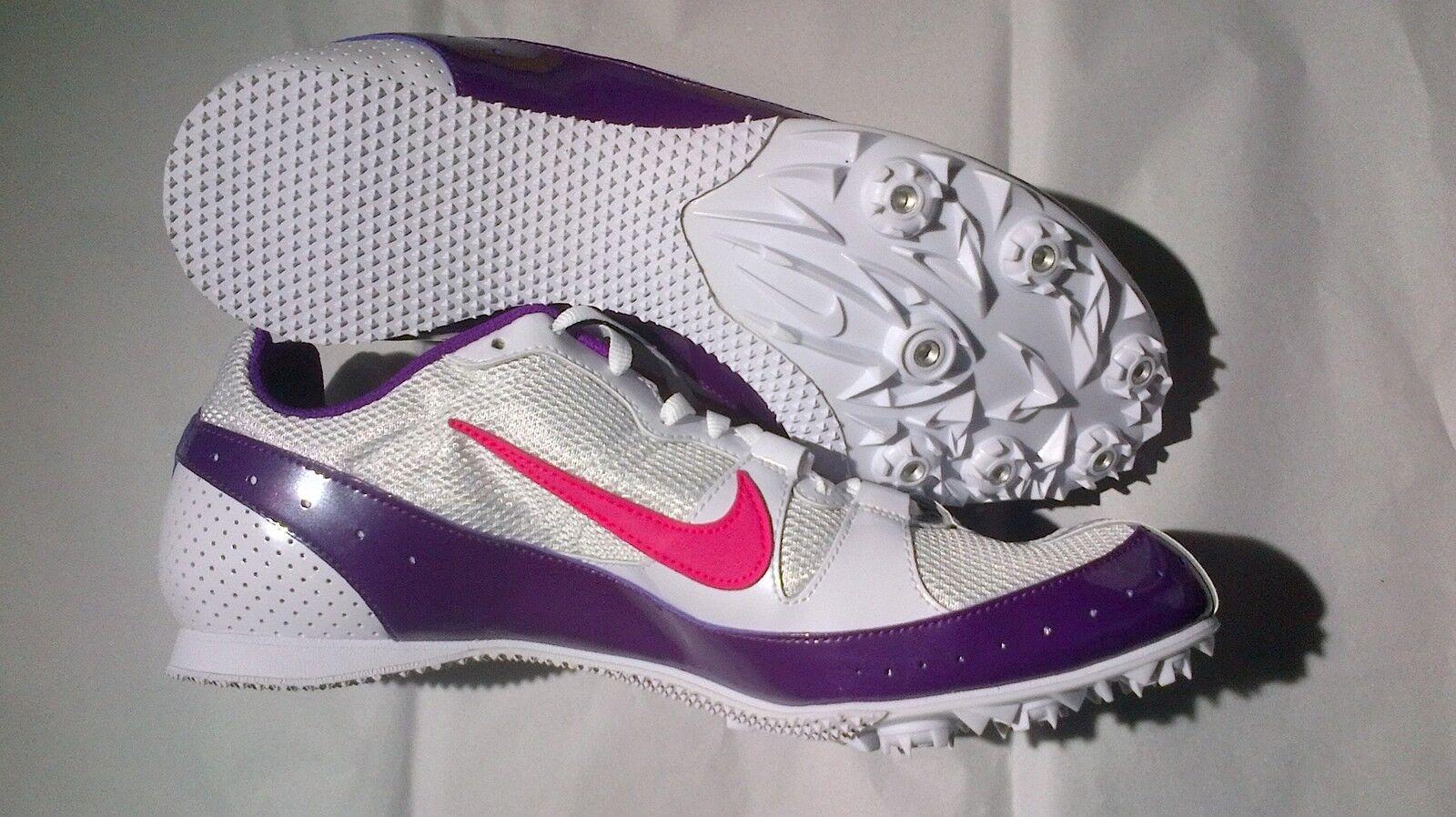 Nike zoom rivale medio 5     uomo corsa scarpe - nota 383823-100 | Delicato  | adottare  | Della Qualità  d34534