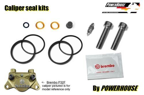Ducati 916 SP 94-96 rear brake caliper seal repair kit 1994 1995 1996 Superbike