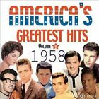 America's Greatest Hits 1958 Various Artists 0824046706029