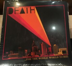 Death-For-Whole-World-To-See-LP-Vinyl-New-Detroit-Early-Punk-Rock-Album