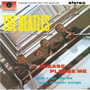 The-Beatles-Please-Please-Me-New-Vinyl-180-Gram-Rmst-Reissue
