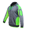 Hi-Vis-Fleece-Jacket-Full-Zip-Hoodie-Jumper-Panel-with-Piping-Body-Dark-Marble thumbnail 15