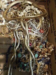 NECKLACE-JEWELRY-LOT-ALL-Good-Wear-Resell-Estate-Vintage-MODERN-3-Pc