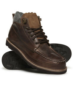 superdry hiking boots