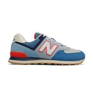 New-Balance-574-Sneaker-Uomo-ML574SOS-Blue
