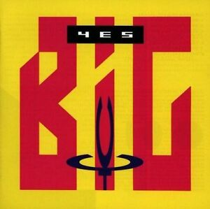 NEW-CD-Album-Yes-Big-Generator-Mini-LP-Style-Card-Case