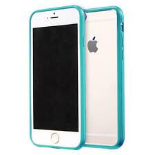 Para iPhone SE 5s 6s 7 Estuche de Dorso Rígido Transparente TPU silicona cubierta de parachoques