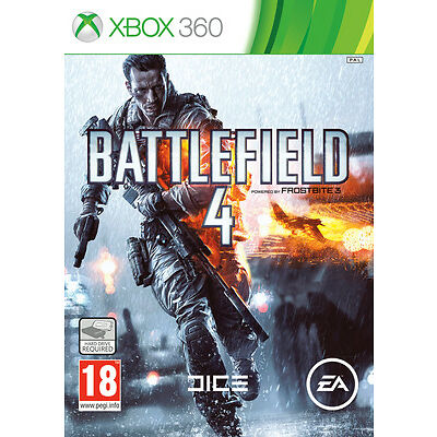 BATTLEFIELD 4 XBOX 360 BRAND NEW GAME SEALED OFFICIAL PAL