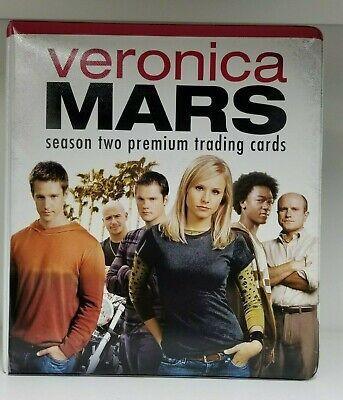 24 Season 3 Trading Card Binder Album RARE Hard to find