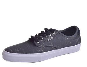 e4eaea0e70e702 Vans CHIMA FERGUSON PRO Static Black Casual Skate VN-0UARAIQ (505 ...