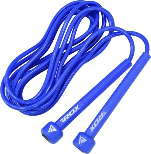 RDX Skipping Rope Speed Cardio Jump Cable Boxing MMA Gym Exercise Fitness C10