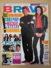 BRAVO 28 8.7. 1993 Luke Perry Michael Jackson Baywatch 2Unlimited Depeche Mode