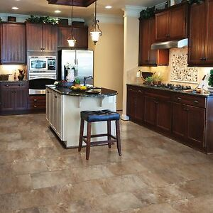 Image Is Loading Select Surfaces Mountain Slate Click Luxury Vinyl Tile