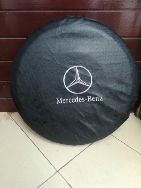 Brand New Mercedes A Class 250 19 inch Biscuit Spare Wheel kit includes Cover Tools Bag