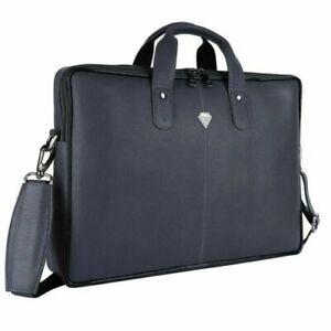 Prohyde 15.6 inch Leather Shoulder Sling Messenger Bag For Unisex