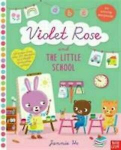 Violet-Rose-and-the-Little-School-Sticker-Activity-Book
